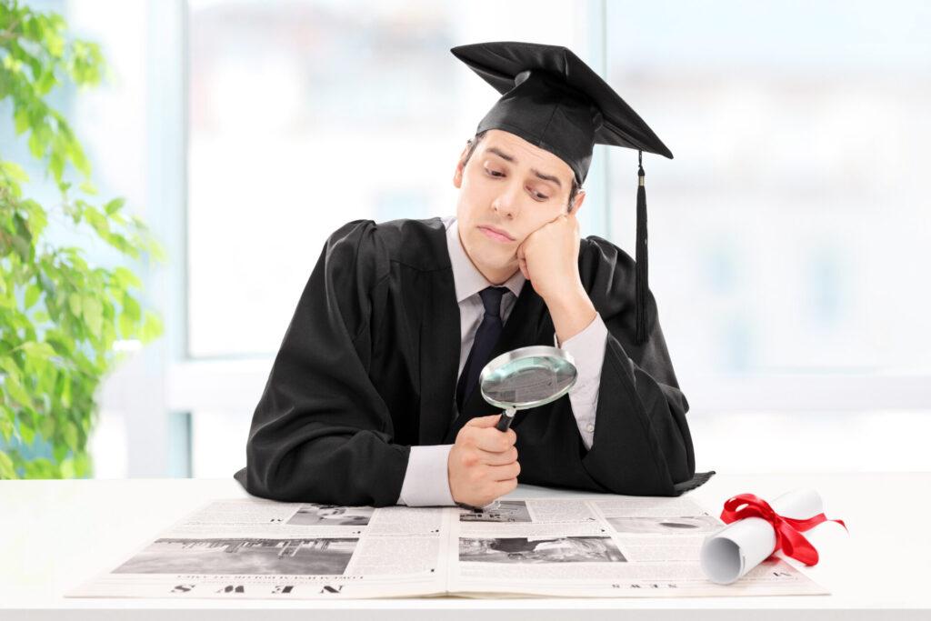 Куда пойти после окончания университета