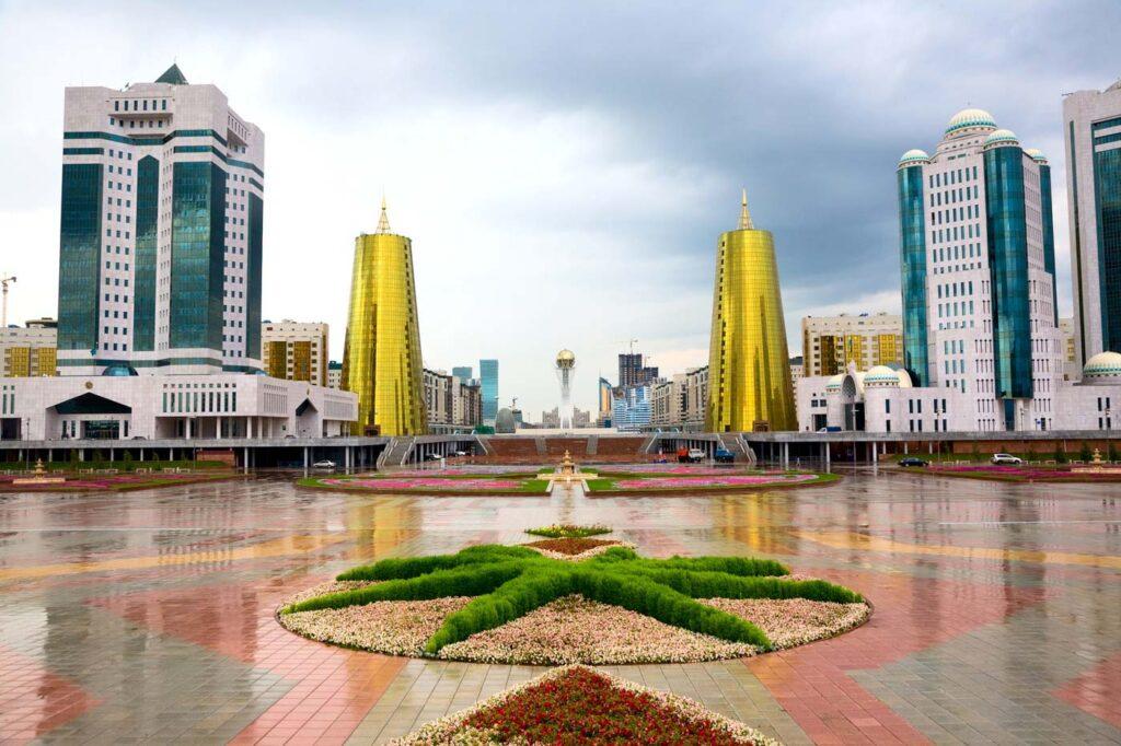 почему нур султан стал столицей