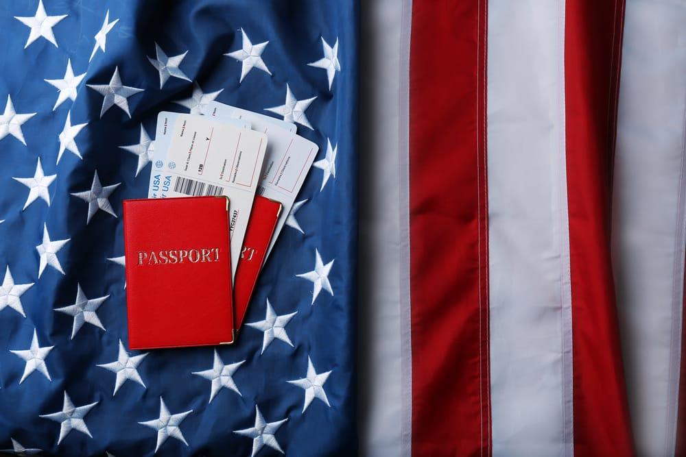 Сколько ждать оформления визы в США